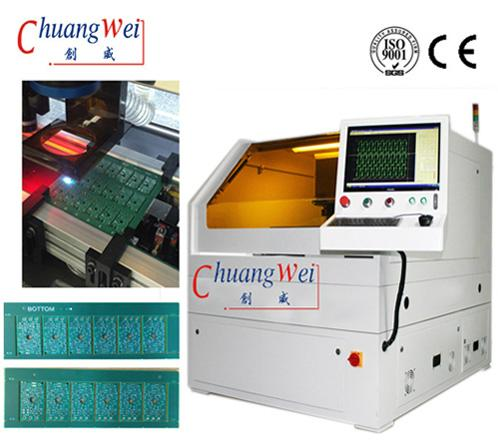 Fpc Separator by Using PCB Cutting with UV Laser 5