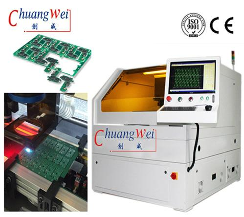 Fpc Separator by Using PCB Cutting with UV Laser 4