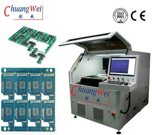 Fpc Separator by Using PCB Cutting with UV Laser 3