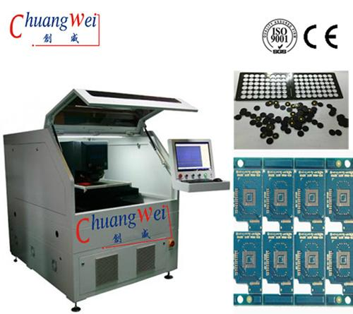 Fpc Separator by Using PCB Cutting with UV Laser 1