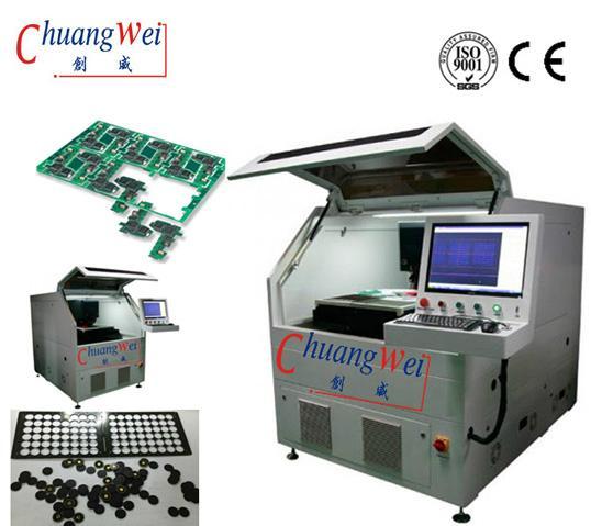PCB/Flex Circuit Laser Depaneling - Industrial Laser Equipment 5
