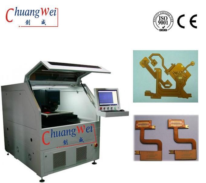 PCB/Flex Circuit Laser Depaneling - Industrial Laser Equipment 4
