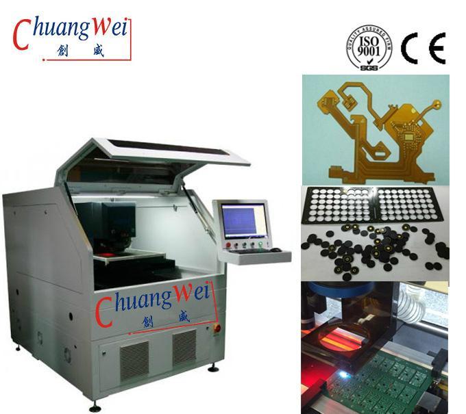 PCB/Flex Circuit Laser Depaneling - Industrial Laser Equipment 2