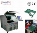 PCB/Flex Circuit Laser Depaneling -