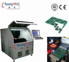 PCB/Flex Circuit Laser Depaneling - Industrial Laser Equipment