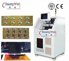 UV Fpc Laser Cutting Machine-PCB Laser Depaneling Services