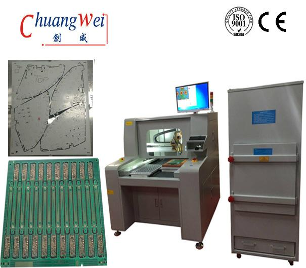 Printed Circuit Board Router Machine - CNC Routing PCB Equipment 3