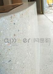 無錫阿普勒水泥基磨石地坪