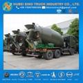 Beiben 8cbm Concrete Mixer Truck