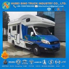 IVECO 6m Length Luxury Touring Caravan