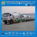 Beiben 6*4 12cbm Concrete Mixer Truck 4