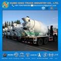 Beiben 6*4 12cbm Concrete Mixer Truck 2