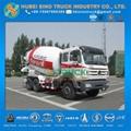 Beiben 16cbm Transit Mixer Truck 4