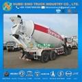Beiben 16cbm Transit Mixer Truck