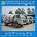 Forland 6cbm Concrete Mixer Truck