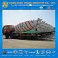 Beiben 14cbm Concrete Mixer Truck 3