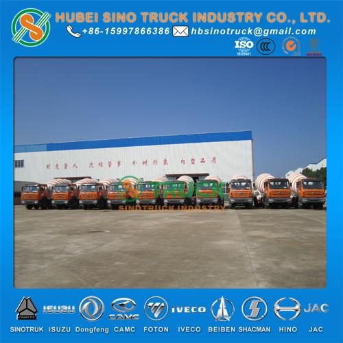 Beiben 14cbm Concrete Mixer Truck 2
