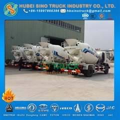 Dongfeng 3-4cbm Agitator Lorry