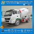 IVECO Yuejin 3cbm Concrete Mixer Truck