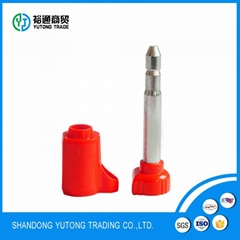 Good quality shipping container seals for sale bolt container seal