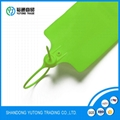 Courier security seals high quality tamper proof plastic seal YTPS101 5