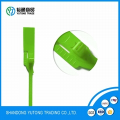 China plastic container strip security seal for sale YTPS007