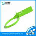 China plastic container strip security seal for sale YTPS007 3