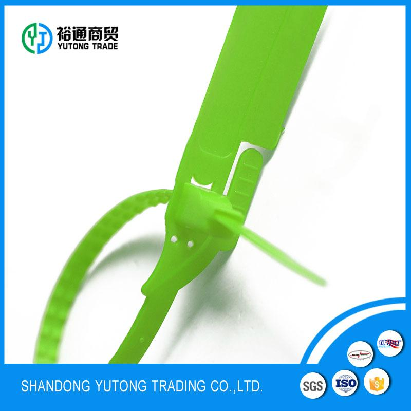 China plastic container strip security seal for sale YTPS007 4