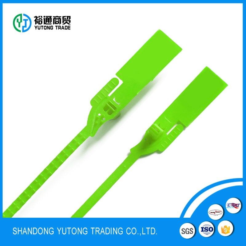 China plastic container strip security seal for sale YTPS007 5