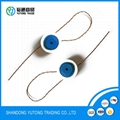 Tamper Evident Electric Meter Seal with