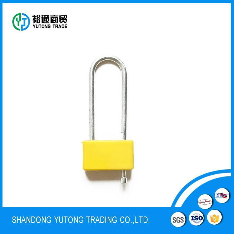 good safety lockout padlock one time use lock YTMS1001 2
