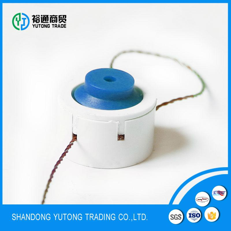 Tamper Evident Electric Meter Seal with Wire YTMS101 4