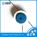 Tamper Evident Electric Meter Seal with Wire YTMS101 5