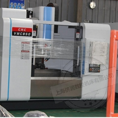 850 CNC machining center