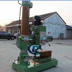 Z3032 radial drilling machine