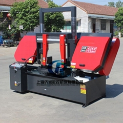GB4225 metal band sawing machine