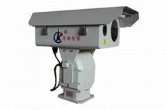 平安城市也是监控选华网智能高清激光夜视仪