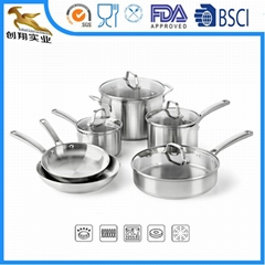 18/10 Stainless Steel Co