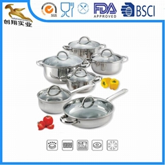Stainless Steel 403 Pot