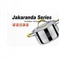 18/10 Stainless steel cookware stewpot