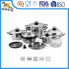 18/10 Stainless Steel Ca