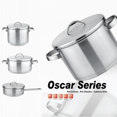 Premium Stainless Steel