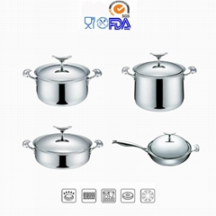 Stainless Steel Natural