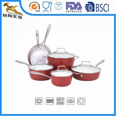 OEM Forged Aluminum Cook