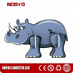 Animal assembly toy collectible toys promotional gifts