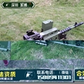 儿童青少年狙擊射擊軍事拓展遊樂設備 國防教育基地拓展氣炮槍 2