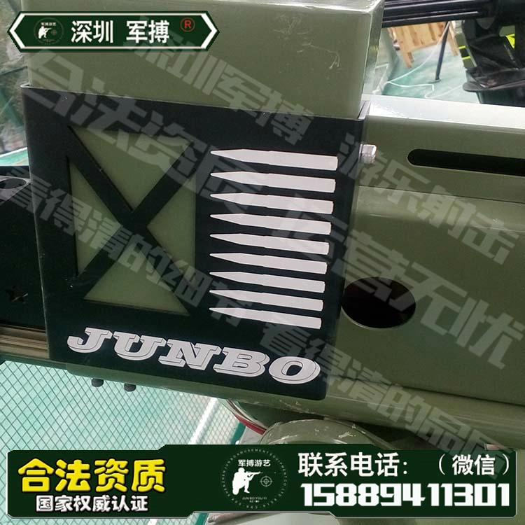 儿童青少年狙擊射擊軍事拓展遊樂設備 國防教育基地拓展氣炮槍 5