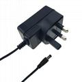 CE ROHS PSE KC FCC UL CUL GS CB认证5V1A电源适配器 4