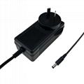 UL认证12V3A电源适配器