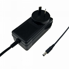 UL certificate universal 12V 3A Power Adapter with DOE Level VI
